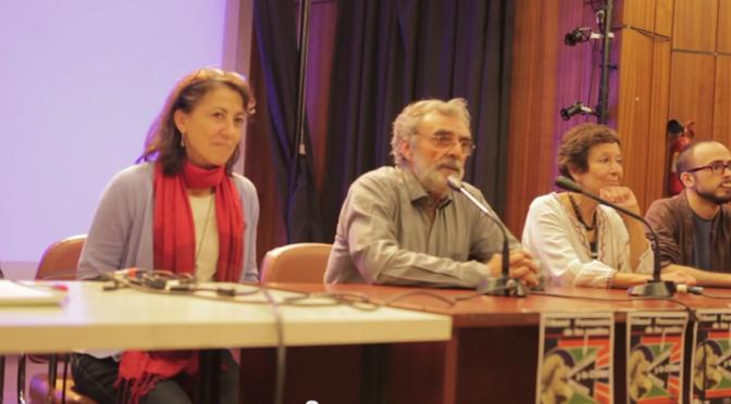 El Tribunal Permanente de los Pueblos contra la Guerra Imperialista y la OTAN clausuró sus sesiones constitutivas en Madrid