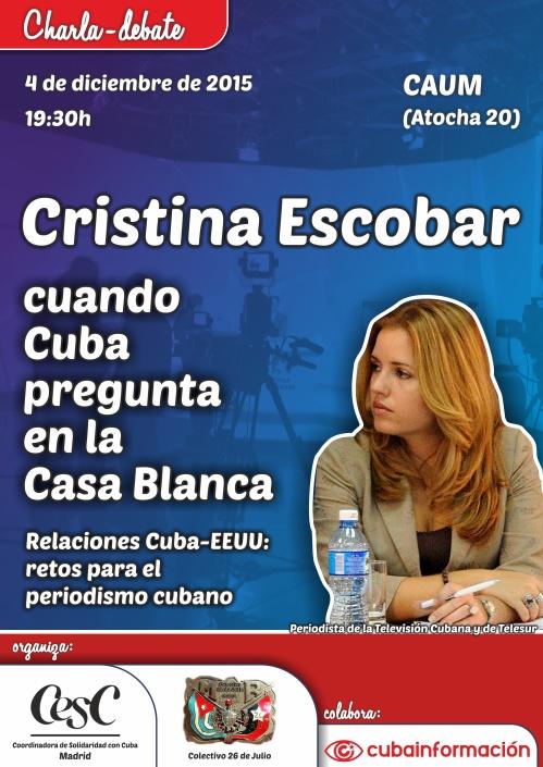 Cristina Escobar Madrid