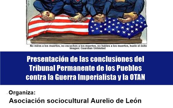 Presentación de las Conclusiones del Tribunal en Talavera