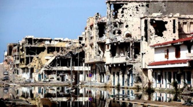 En la lógica del capital: los peligros de la guerra y el estado de bienestar