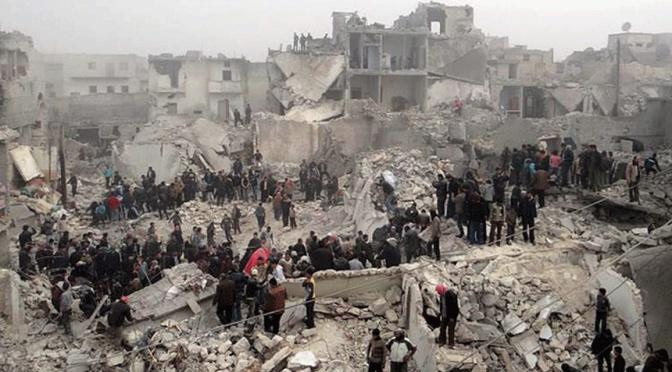 """Las """"Primaveras"""" no han generado más que el caos, la muerte, el odio, el exilio y la desolación en numerosos países árabes"""