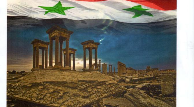 Acto público en solidaridad con Siria
