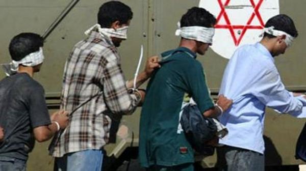 16 de Abril, los presos palestinos.