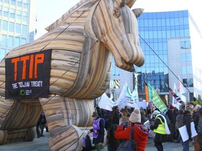 TTIP, la «OTAN económica»