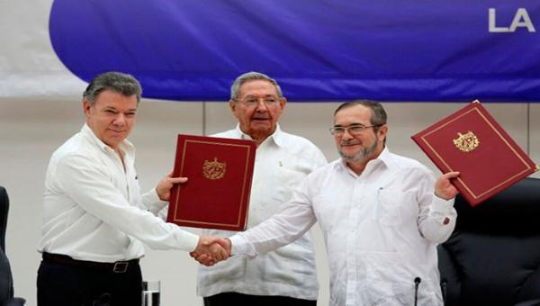 Adiós a la guerra: Gobierno de Colombia y FARC-EP firman cese al fuego definitivo