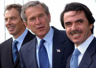 AZNAR ES UN GENOCIDA (como Blair y Bush) demuestra el voluminoso informe Chilcot
