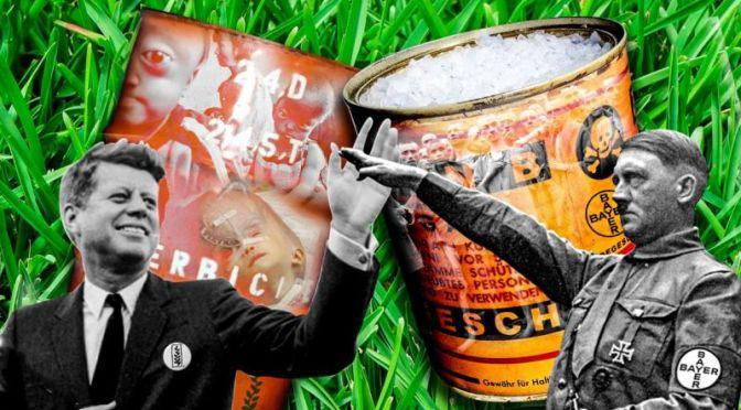Fusión Bayer-Monsanto o el crimen perfecto de la burguesía