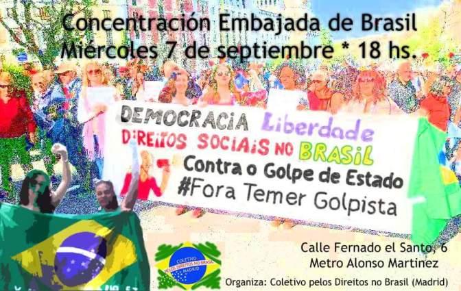 Democracia, libertad y derechos sociales en Brasil