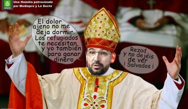 FRAY ÉVOLE Y EL DOLOR PATROCINADO