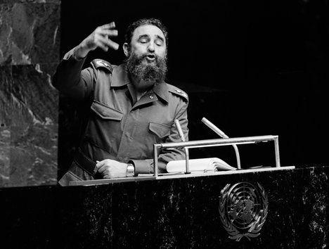 Fidel antiimperialista. Comunicado del Foro Contra la Guerra Imperialista y la OTAN
