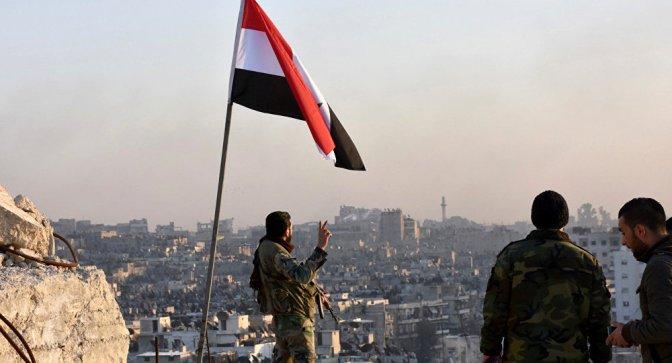 Militares de la OTAN dirigiendo la guerra contra Siria hechos prisioneros en Alepo.