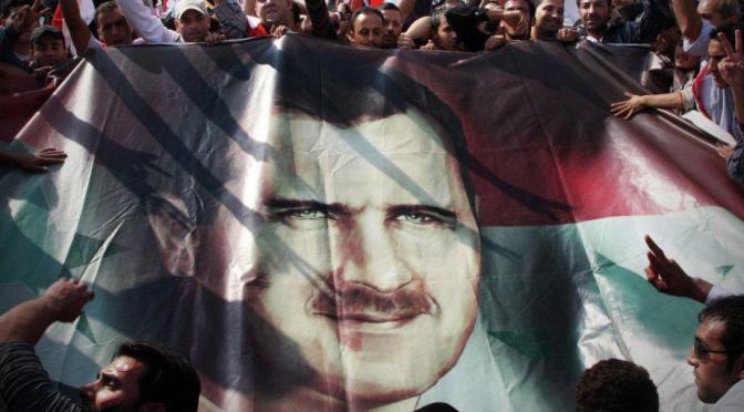 Siria es el centro del mundo. Presentación del libro en Madrid