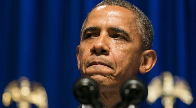 Las cuentas de Obama: ni un solo día de su mandato sin metralla (Ramón Pedregal Casanova)