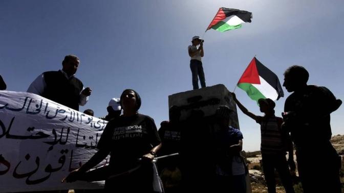 30 de Marzo, Día de la Tierra Palestina (Ramón Pedregal casanova)