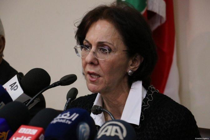 Rima Jalaf, su honestidad, ética y valor hacen honor a Palestina.