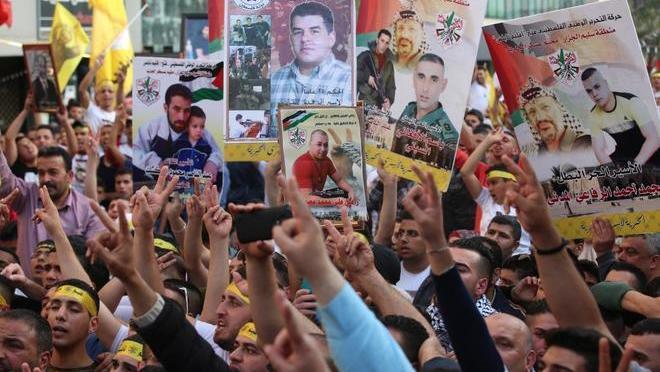 Huelga General en Palestina en apoyo a los prisioneros y prisioneras en el ente israelí del apartheid (Ramón Pedregal Casanova)