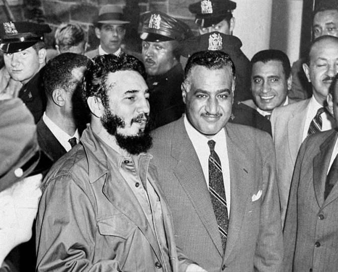 Extrañar a Fidel Castro (El territorio del lince)