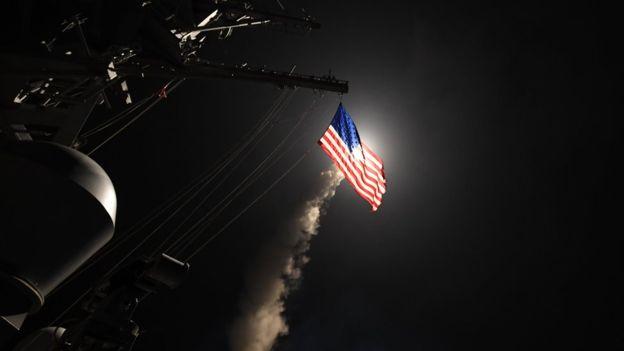 """El ataque a Siria tratado por los """"creadores de realidad"""""""