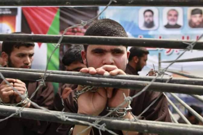 Solidaridad del Foro Contra la Guerra Imperialista y la OTAN con los prisioneros palestinos