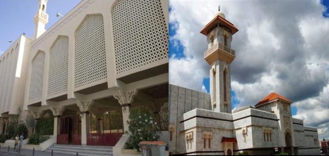 Wahabismo, la mezquita Omar (M30) y los mass media.