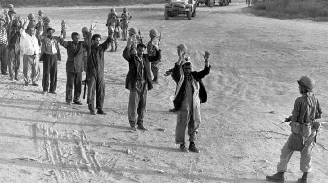 La Guerra de Junio: 50 años de ocupación