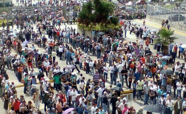 Masiva participación del pueblo en elección Constituyente este domingo 30 de julio