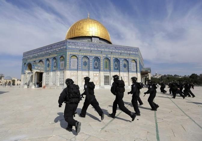 Jerusalén ocupada