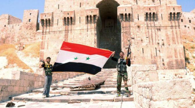 Después de Alepo liberada (I)