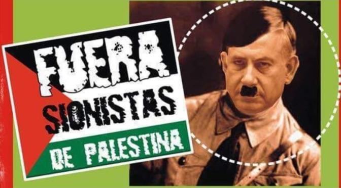 Las falacias del sionismo para justificar sus asentamientos contra Palestina.