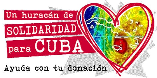 Abierta cuenta de donaciones tras el huracán Irma: solidaridad con Cuba, el país más solidario del mundo