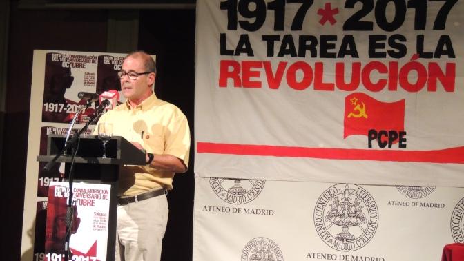 El Foro celebra el Centenario de la Revolución de Octubre