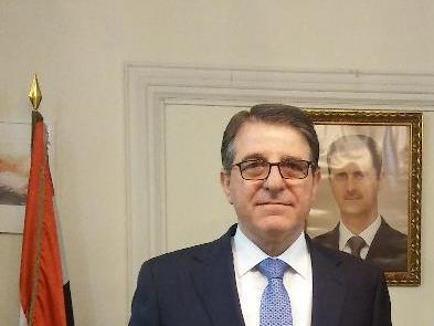 Entrevista con el Embajador de Siria en Madrid, señor Milad Atieh (1). Siria, Reconstrucción y fin de la crisis.