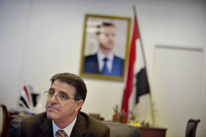 """Entrevista con el Embajador de Siria en Madrid, señor Milad Atieh. (2)  Siria y el Imperialismo.  """"El plan del imperialismo de EEUU e Israel ha sido derrotado en Siria""""."""