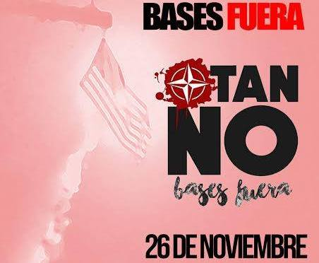 XXXII Marcha a Rota. ¡OTAN No, bases fuera!