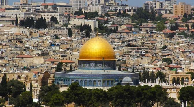 Comunicado del Frente Antiimperialista ante la declaración de EEUU de reconocer a Jerusalén como capital de Israel