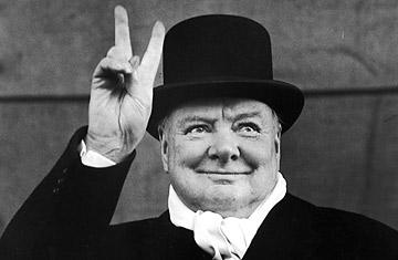 Winston Churchill, un maníaco genocida