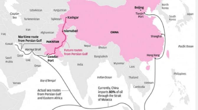 Pakistán entra en el Círculo Dorado