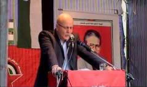 """Entrevista al Secretario General Adjunto del Frente Democrático para la Liberación de Palestina, señor Fahd Suleiman. """"La política estadounidense en la región es una política salvaje"""""""