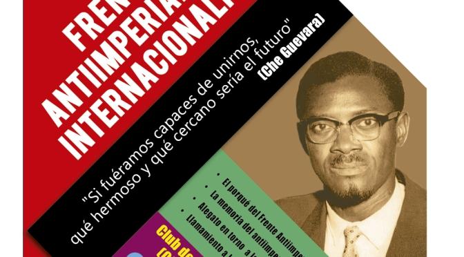 Acto de Presentación: Frente Antiimperialista Internacionalista