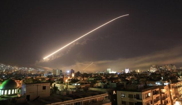 El Frente Antiimperialista e Internacionalista condena el ataque de EEUU y sus aliados contra el pueblo y el gobierno soberano de Siria.