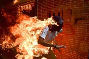World Press Photo: ¿premiar la violencia fascista?