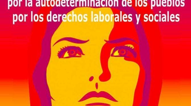 14 de Abril República. Manifestación en Madrid