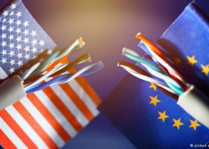 EE.UU corre el riesgo de empujar a la Unión Europea a los brazos de Rusia y China
