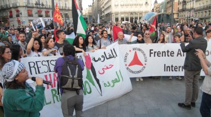 Las solidaridades con lo refugiados en su Derecho al Retorno a Palestina y por Jerusalén su capital