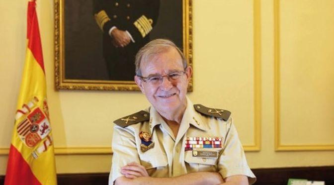 El General ballesteros, un Mr. Hyde en la Dirección de Seguridad Nacional