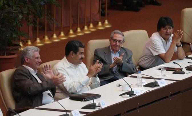 Foro de Sao Paulo /Declaración final: Mientras haya injusticias, habrá revoluciones